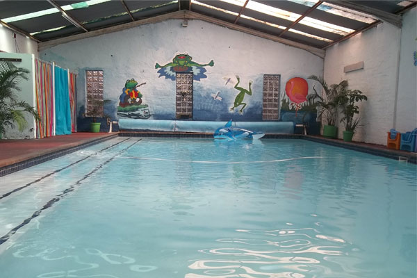 Starfish Swim School Pool